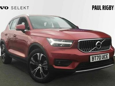 used Volvo XC40 T4 AWD R-Design Automatic (Sat Nav, Bluetooth, Alloys, Rear Park Assist)