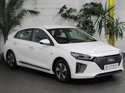 used Hyundai Ioniq Hatchback Hybrid Premium SE 1.6 GDi auto 4d