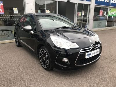 used Citroën DS3 1.6 e-HDi 110 Airdream DSport 3dr