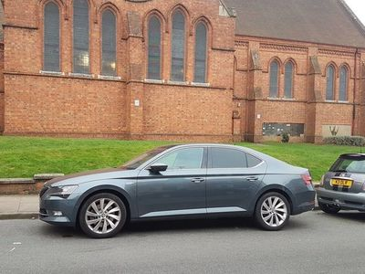 used Skoda Superb 2.0 TSI Laurin & Klement DSG 4WD (s/s) 5dr