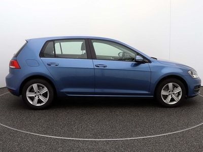 used VW Golf MATCH TDI BLUEMOTION TECHNOLOGY 1.6 5dr