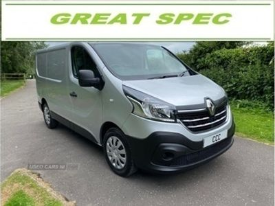 used Renault Trafic SL28 2.0 dCi (120) Business Plus