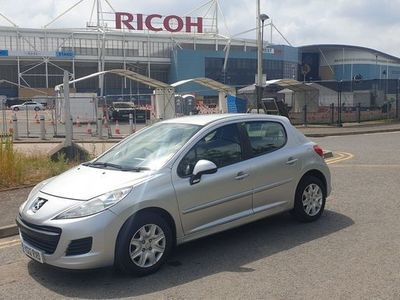 used Peugeot 207 1.4 Access 5dr