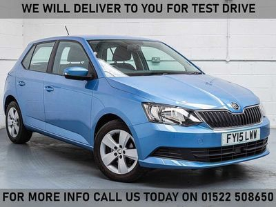 used Skoda Fabia 1.0 MPI (75ps) SE (s/s) 5-Dr Hatchback Manual
