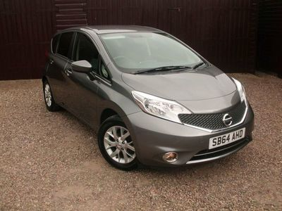 used Nissan Note 1.5 DCI ACENTA 5d 90 BHP LOW INSURANCE £30 R