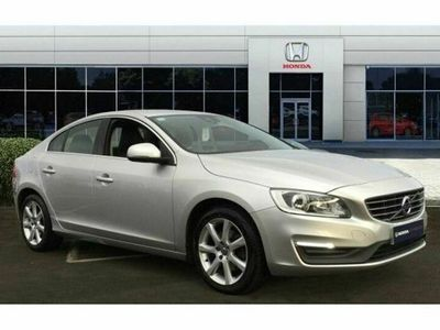 used Volvo S60 T4 [190] SE Nav 4dr [Leather]