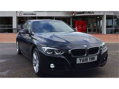 used BMW 320 3 SERIES 2018 London d M Sport 4dr Step Auto Diesel Saloon