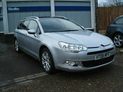 used Citroën C5 2.7 HDi V6 Exclusive 5dr