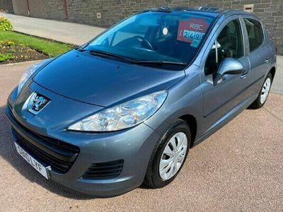 used Peugeot 207 1.4TD S 5d (09)