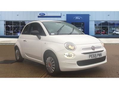 used Fiat 500 2016 Stroud 1.2 Pop 3dr Petrol Hatchback