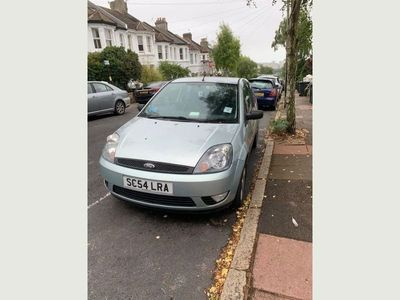 used Ford Fiesta 1.4 Zetec 3dr