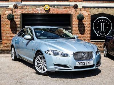 used Jaguar XF 3.0 V6 PREMIUM LUXURY 4d 240 BHP JUST SERVICED!
