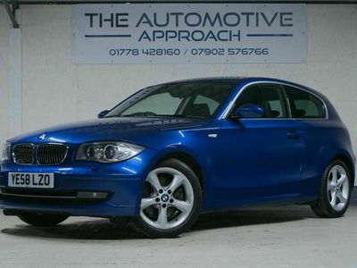 used BMW 123 1 Series 2.0 d SE 3dr