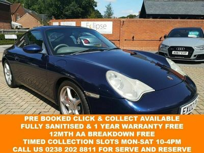used Porsche 996 4 20023.6 C 4 Coupe Coupe 2002