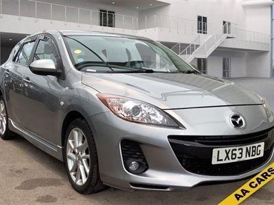 used Mazda 3 1.6 TAMURA 5d 103 BHP