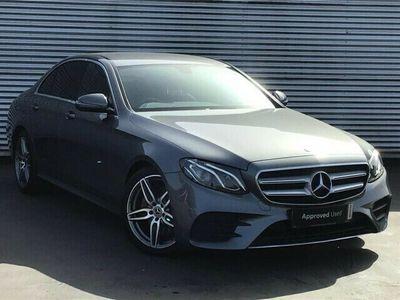 used Mercedes E200 AMG LINE