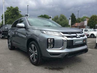 used Mitsubishi ASX 2.0 MIVEC Dynamic (s/s) 5dr