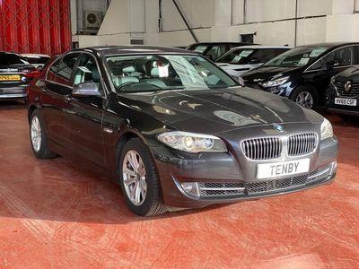 used BMW 528 5 SERIES 2.0 I SE 4d AUTO 242 BHP 0% DEPOSIT FINANCE AVAILABLE