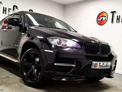 used BMW 502 X6 3.0 XDRIVE40D 4dBHP 0% DEPOSIT FINANCE AVAILABLE!