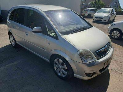 used Vauxhall Meriva 1.4 Breeze Plus