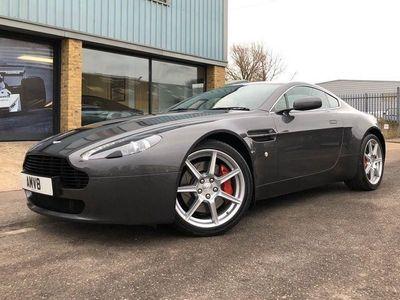 used Aston Martin V8 Vantage 4.3Coupe 2dr Petrol 380 bhp
