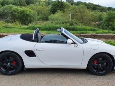 used Porsche Boxster Roadster 3.2 S (260bhp) 2d
