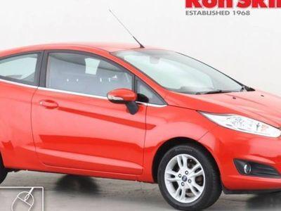 used Ford Fiesta PETROL MANUAL HATCHBACK 3 DOORS