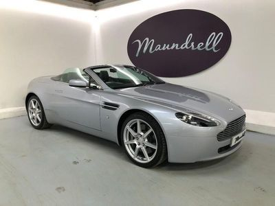 used Aston Martin V8 VantageROADSTER