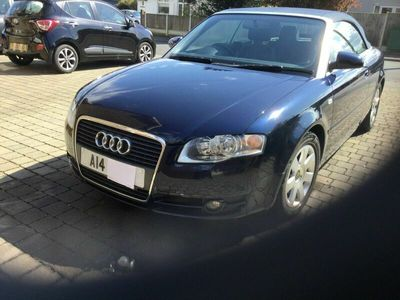 used Audi A4 Cabriolet Cabriolet 1.8 T 2dr