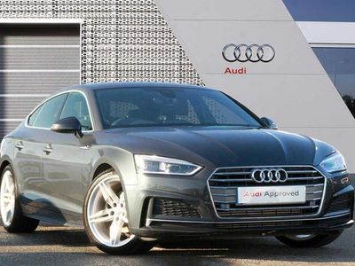 used Audi A5 40 TFSI S Line 5dr S Tronic 2.0