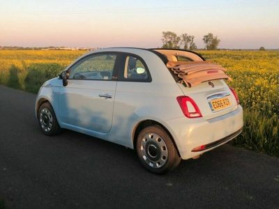used Fiat 500C 1.2 8V Pop (s/s) 2dr