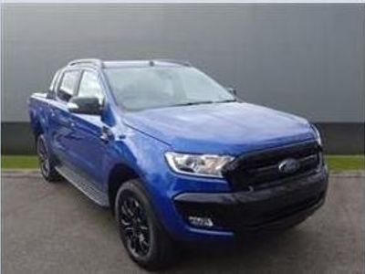 used Ford Ranger Diesel Special Edition Pick Up Double Cab Wildtrak X 3.2 TDCi 200 Auto