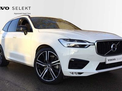 used Volvo XC60 II T5 AWD R-Design Pro Auto (Air Suspension - Heated Seats - Ex Employee) 2.0 5dr