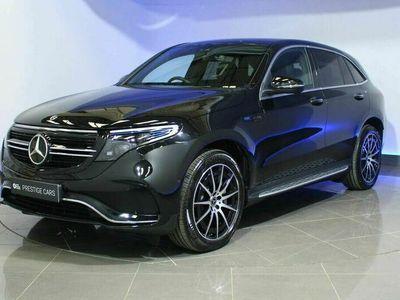 used Mercedes EQC E AMG Line