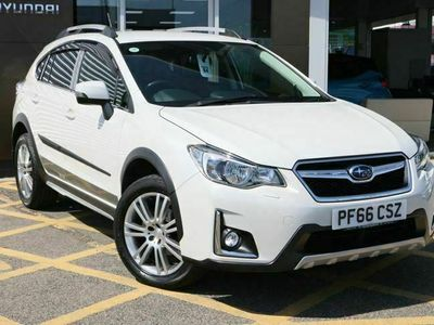 used Subaru XV 2.0i SE Lineartronic 4WD (s/s) 5dr hatchback