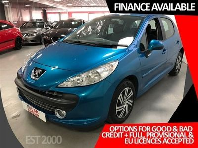 used Peugeot 207 1.4 MPLAY 5d 73 BHP * 2 KEYS * 7 STAMPS *
