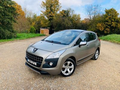 used Peugeot 3008 1.6 HDi FAP Exclusive EGC 5dr