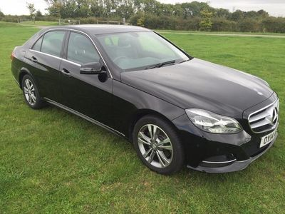 used Mercedes E250 E Class 2.1CDI SE