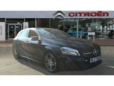 used Mercedes A160 A-ClassAMG Line 5dr