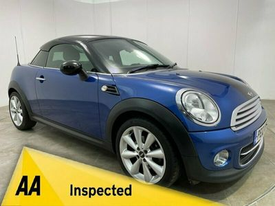 used Mini Cooper Coupé 1.6 2d 120 BHP 2-Door