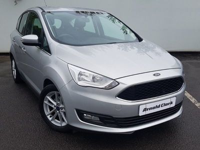 used Ford C-MAX 1.0 EcoBoost 125 Zetec 5dr