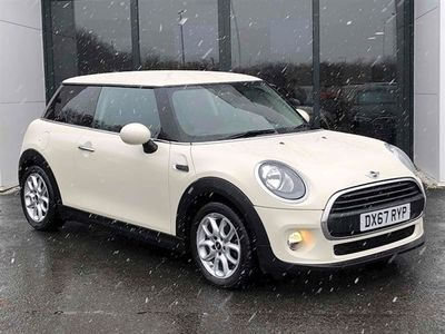 used Mini One D Hatch 1.5Hatchback 3dr Diesel (s/s) (95 ps)