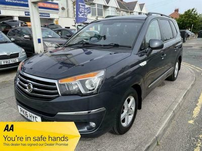 used Ssangyong Rodius 2.0 S 5DR