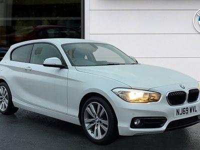 used BMW 118 i Sport 3-door
