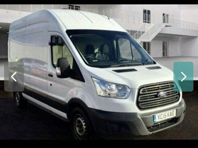 used Ford Transit 350 HR L3 H3, 2015
