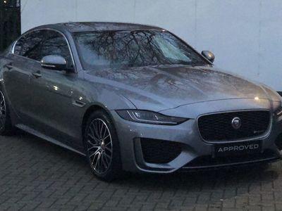used Jaguar XE 2.0d R-Dynamic S 4dr Auto Saloon 2019