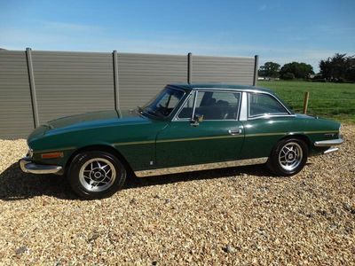 used Triumph Stag AUTOMATIC WITH HARD TOP AND SOFT TOP 2-Door