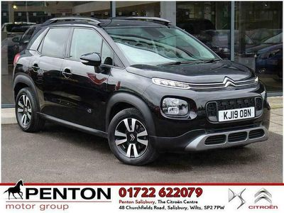 used Citroën C3 Aircross 1.2 PureTech Feel (s/s) 5dr - 110hp - PETROL - LOW MILES! SUV 2019