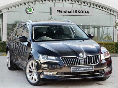 used Skoda Superb 2.0 TDI CR SE L Executive 5dr DSG Estate 2017