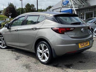 used Vauxhall Astra 1.6 CDTi 16V SRi 5dr